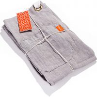 Men's and Women's Linen Bib Apron