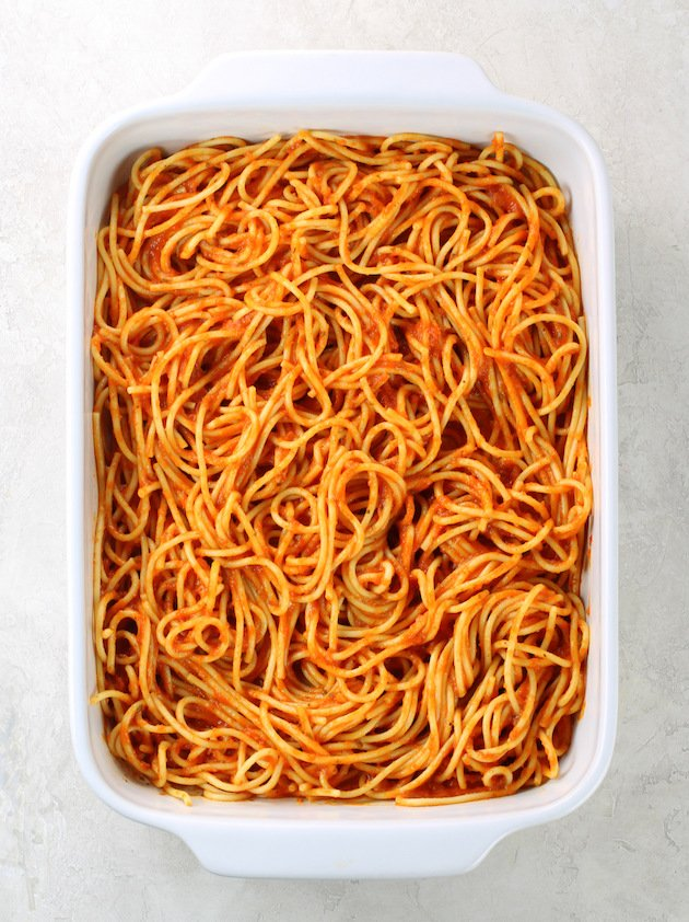 what to do with leftover spaghetti
