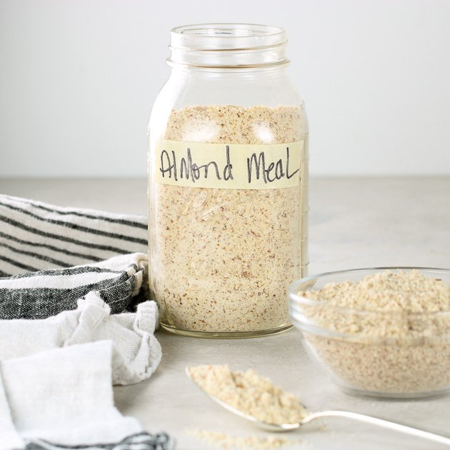Homemade Almond Meal