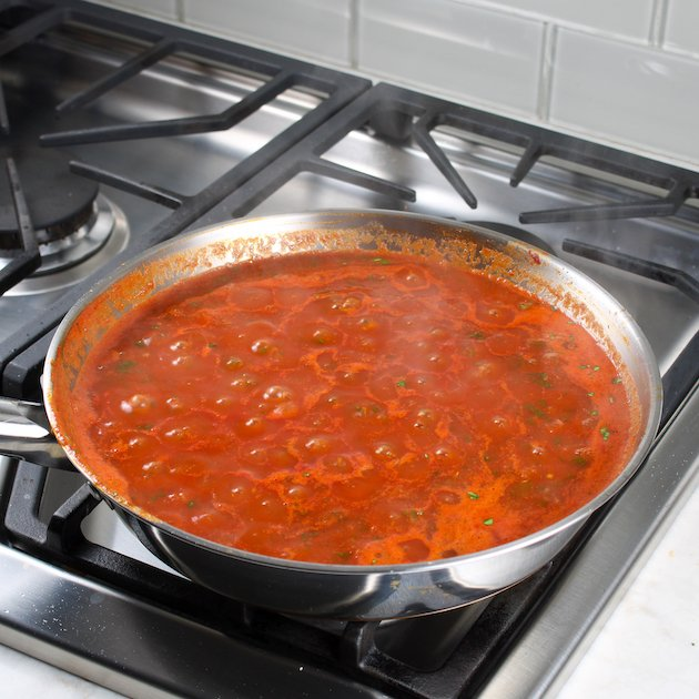 How to make pasta alla vodka sauce