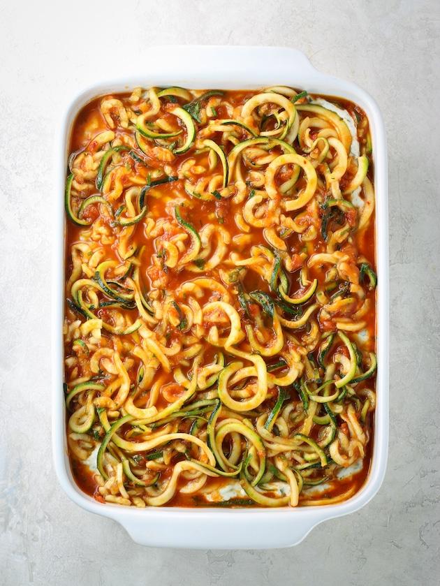 How to make million dollar spaghetti casserole