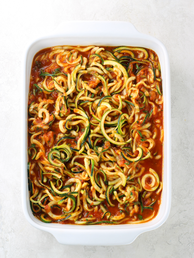how to make million dollar spaghetti low carb version